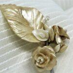 novias accesorio pulsera dama de honor prendido Mishell 04