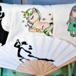 regalos originales hecho a mano pintadas bolsa diseños