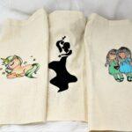 regalos originales hecho a mano pintadas bolsa unicornio 01